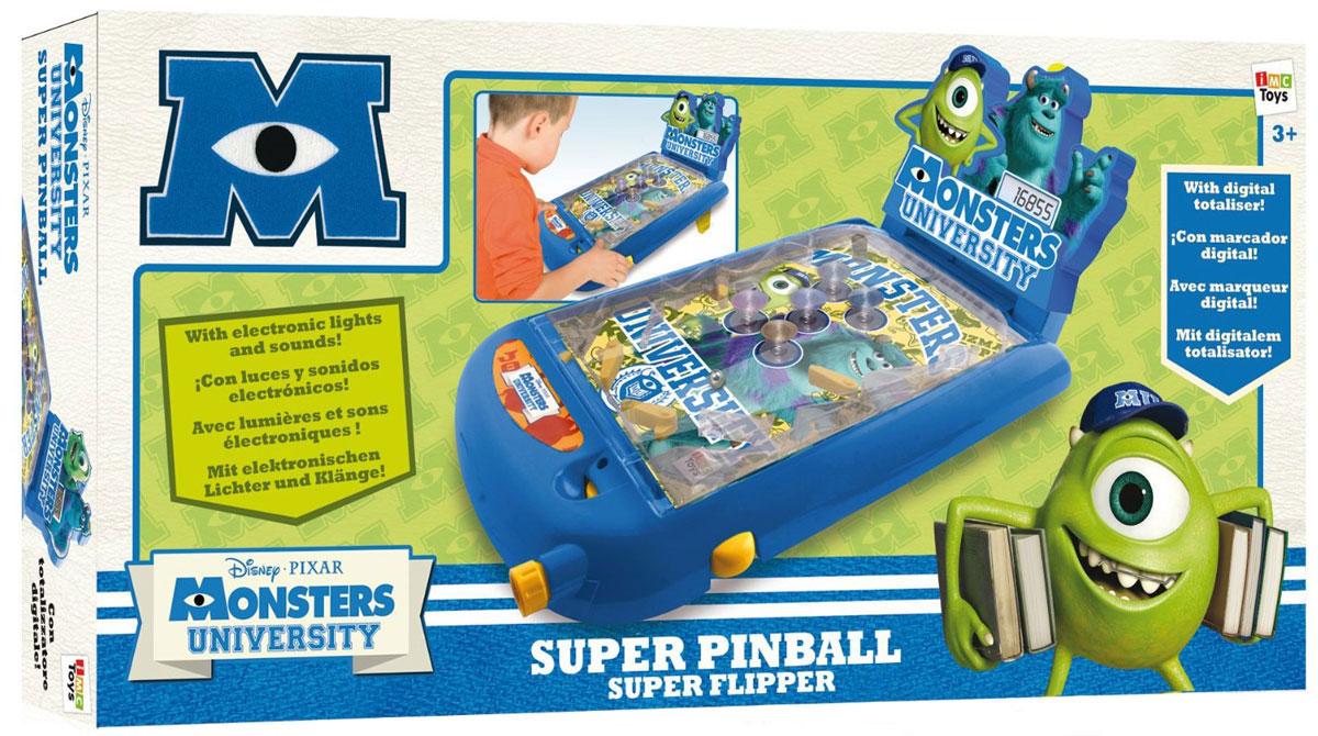 IMC Toys Пинбол Monster University Super Flipper цвет синий