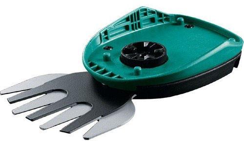 Нож для аккумуляторных ножниц Bosch ISIO 3, 8 см F016800326F016800326Запасной или дополнительный нож для кустореза Isio 3