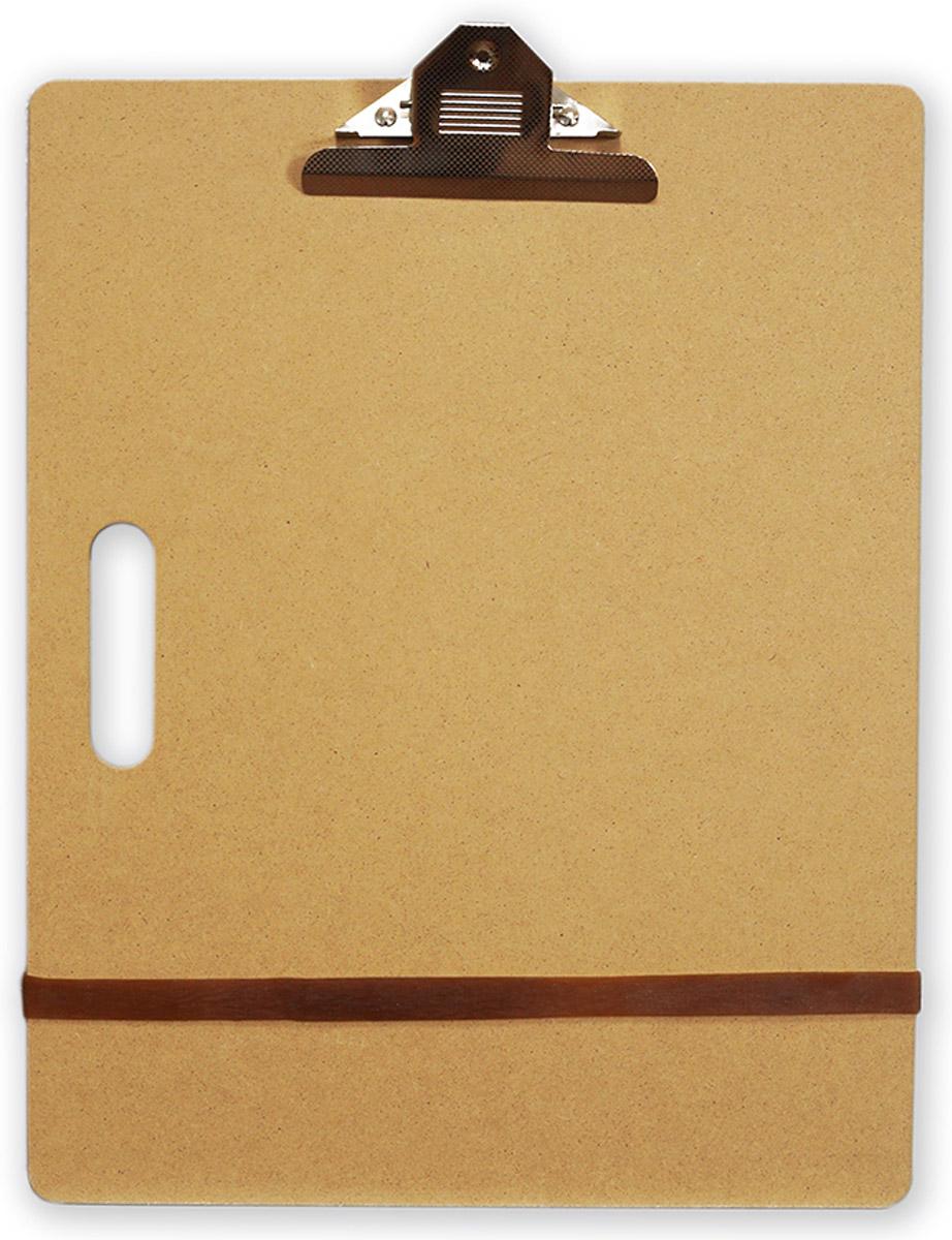Малевичъ Планшетная доска с зажимом формат А3 195103