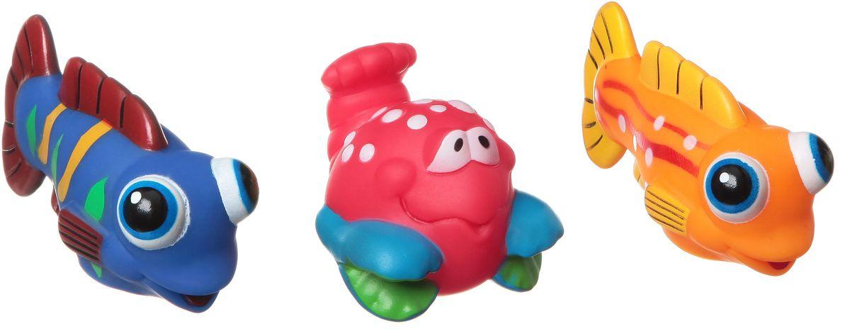 Bondibon Набор для купания Краб, РыбкиВВ1393Набор для купания Краб, Рыбки от Bondibon - это отличная развивающая игрушка,сделанная из качественных и безопасных материалов. Детям понравится играть с ними! Купание с такой игрушкой превратится в праздник!