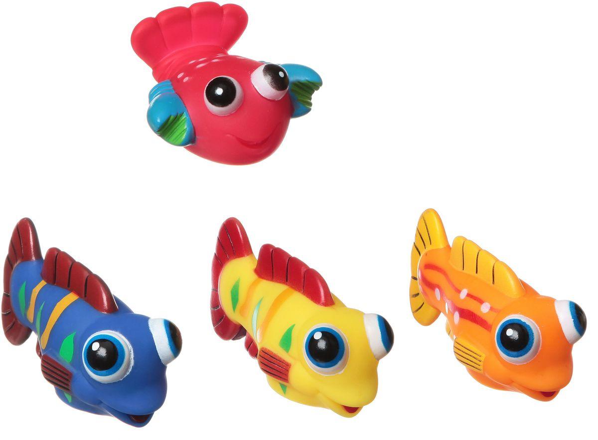 Bondibon Набор для купания Рыбки РакВВ1400Набор для купания Рыбки, Рак от Bondibon - это отличная развивающая игрушка, сделанная из качественных и безопасных материалов. Детям понравится играть с ними! Купание с такой игрушкой превратится в праздник!