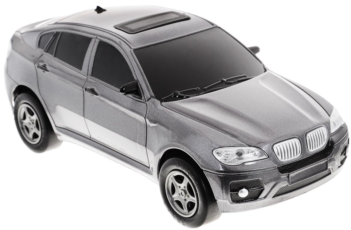 Пламенный мотор Машинка инерционная Автопарк цвет темно-серый87429_серыйИгрушечный автомобиль Пламенный мотор Автопарк с инерционным механизмом обязательно понравится вашему малышу. Он привлечет внимание вашего ребенка и надолго останется его любимой игрушкой. Машинка выполнена из пластмассы с элементами металла. Благодаря инерционному механизму игрушка может двигаться самостоятельно, стоит только немного подтолкнуть машинку вперед или назад, а затем отпустить, и она поедет сама. Игрушка развивает концентрацию внимания, координацию движений, мелкую моторику рук, цветовое восприятие и воображение. Малыш будет в восторге от такого подарка!