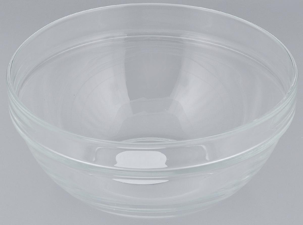 Салатник Luminarc Удобное хранение, диаметр 20 смJ0054Салатник Luminarc Удобное хранение выполнен из высококачественного стекла. Изделие сочетает в себе изысканный дизайн с максимальной функциональностью. Он прекрасно впишется в интерьер вашей кухни и станет достойным дополнением к кухонному инвентарю. Салатник не только украсит ваш кухонный стол и подчеркнет прекрасный вкус хозяйки, но и станет отличным подарком.