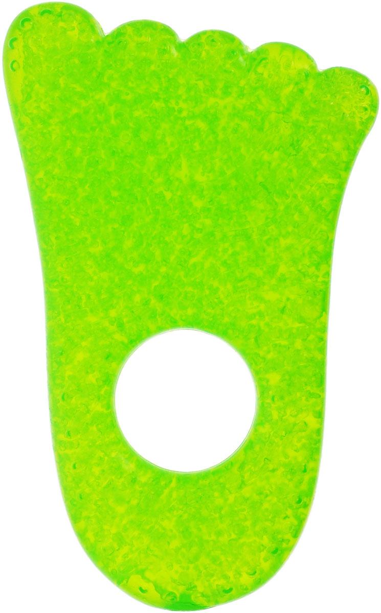 Munchkin Прорезыватель охлаждающий Ступня цвет салатовый