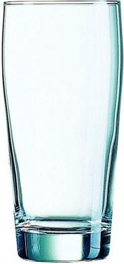 Набор стаканов для пива Luminarc Willy Becher, 480 мл, 2 штE9538Набор Luminarc Willy Becher состоит из двух стаканов, выполненных из ударопрочного стекла. Изделия сочетают в себе элегантный дизайн и предназначены для подачи пива. Такой набор прекрасно подойдет для любителей пенного напитка и станет отличным подарком к любому празднику. Можно мыть в посудомоечной машине. Высота стакана: 16,5 см. Диаметр стакана (по верхнему краю): 7 см.