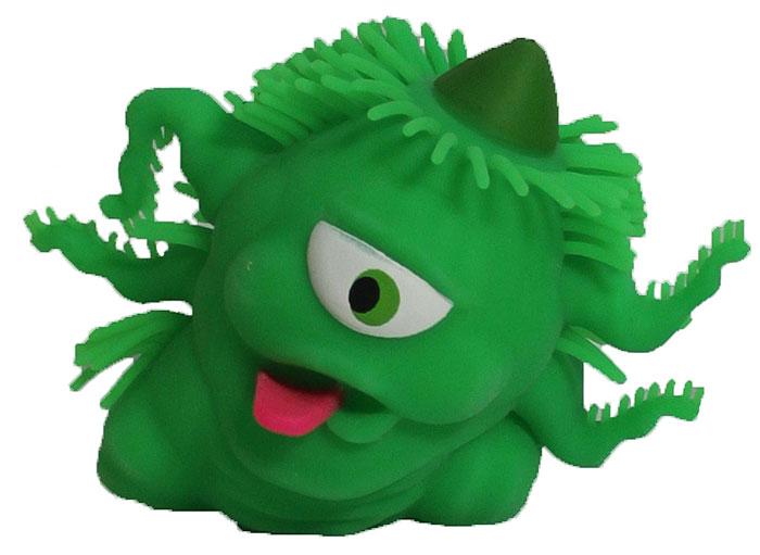 1TOY Игрушка-антистресс Ё-Ёжик Инопланетянин одноглазый цвет салатовыйТ56229_зелёныйЁ-Ёжик - это яркая игрушка-антистресс - мягкая, приятная на ощупь и напоминающая свернувшегося ёжика. Взяв игрушку в руки, расстаться с ней просто невозможно! Её не только приятно держать в руках, если перекинуть игрушку из руки в руку, она начнёт мигать цветными огоньками. Игрушка салатового цвета в виде инопланетянина с мягкими колючками. Данная игрушка рассчитана на широкую целевую аудиторию, как детей от трёх лет, так и взрослых. Ё-Ёжик обязательно станет самым любимым забавным сувениром.