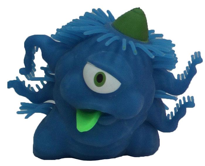 1TOY Игрушка-антистресс Ё-Ёжик Инопланетянин одноглазый цвет синийТ56229_синийЁ-Ёжик - это яркая игрушка-антистресс - мягкая, приятная на ощупь и напоминающая свернувшегося ёжика. Взяв игрушку в руки, расстаться с ней просто невозможно! Её не только приятно держать в руках, если перекинуть игрушку из руки в руку, она начнёт мигать цветными огоньками. Игрушка синего цвета в виде инопланетянина с мягкими колючками. Данная игрушка рассчитана на широкую целевую аудиторию, как детей от трёх лет, так и взрослых. Ё-Ёжик обязательно станет самым любимым забавным сувениром.