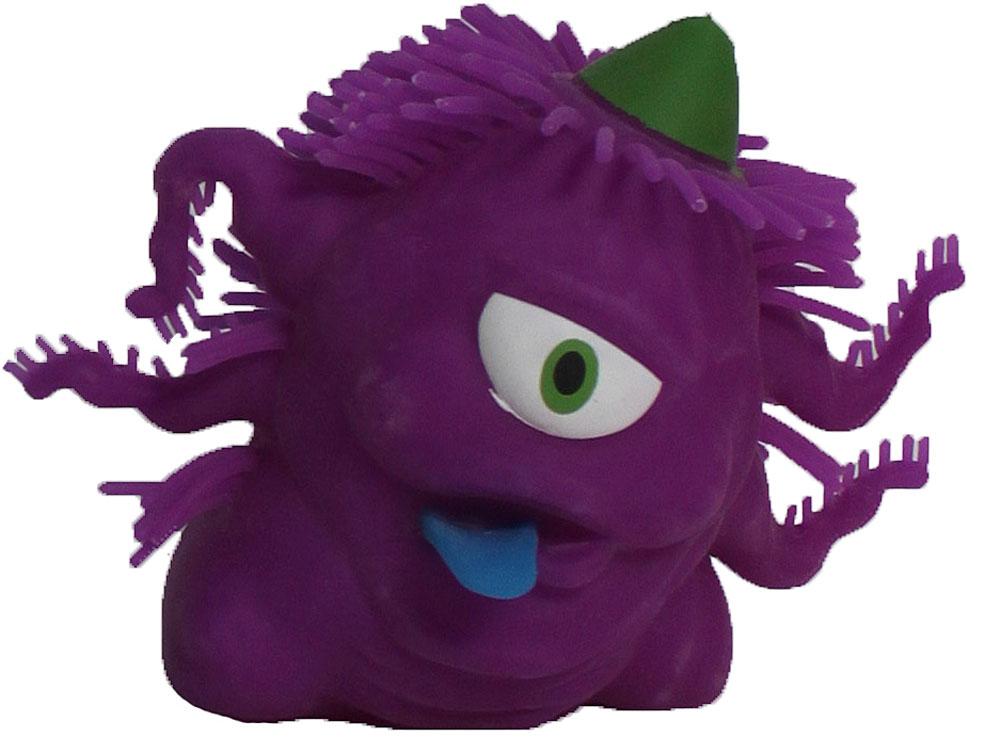 1TOY Игрушка-антистресс Ё-Ёжик Инопланетянин одноглазый цвет фиолетовыйТ56229Ё-Ёжик - это яркая игрушка-антистресс - мягкая, приятная на ощупь и напоминающая свернувшегося ёжика. Взяв игрушку в руки, расстаться с ней просто невозможно! Её не только приятно держать в руках, если перекинуть игрушку из руки в руку, она начнёт мигать цветными огоньками. Игрушка фиолетового цвета в виде инопланетянина с мягкими колючками. Данная игрушка рассчитана на широкую целевую аудиторию, как детей от трёх лет, так и взрослых. Ё-Ёжик обязательно станет самым любимым забавным сувениром.