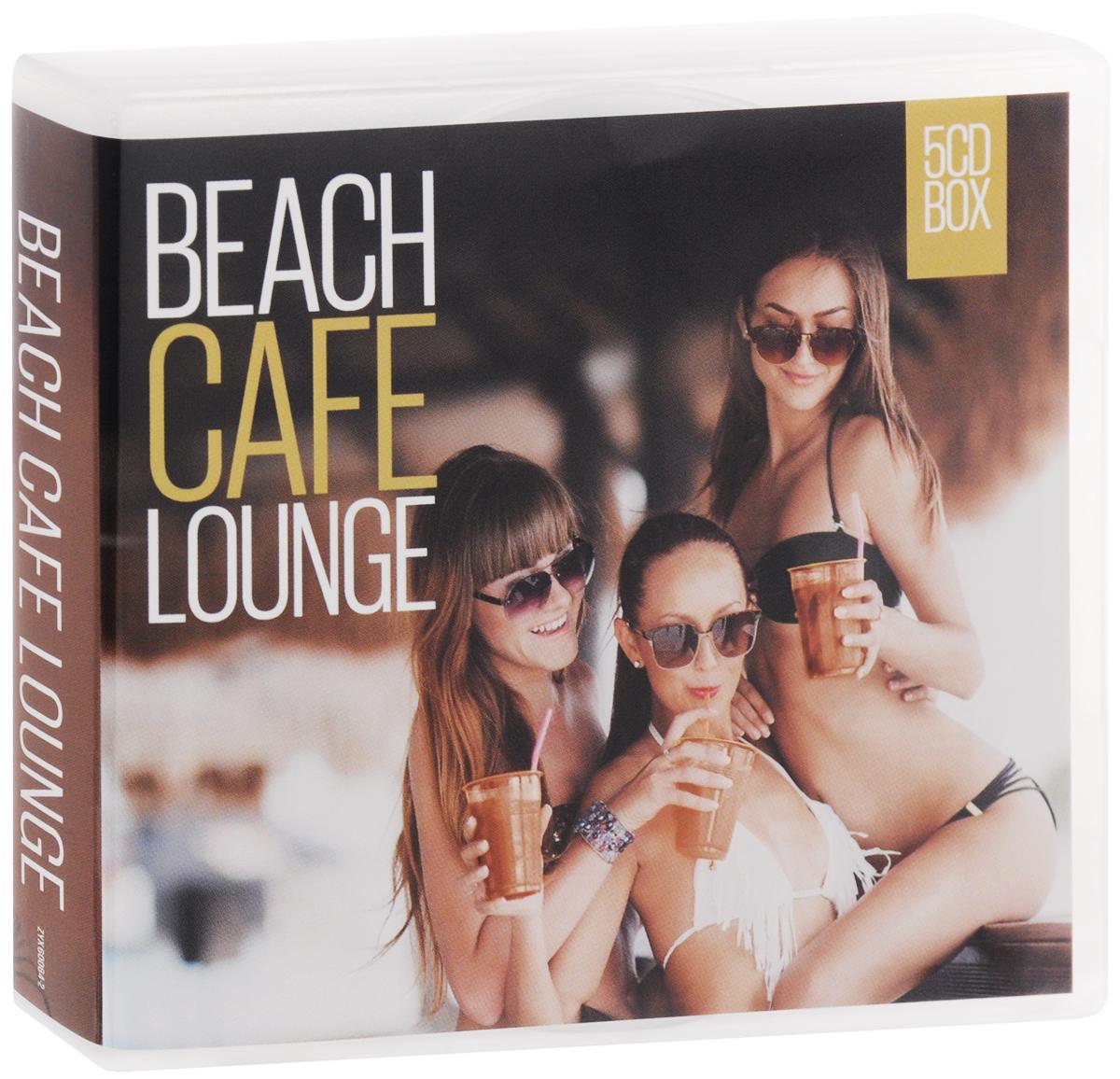 Beach Cafe Lounge (5 CD) 2015 5 Audio CD