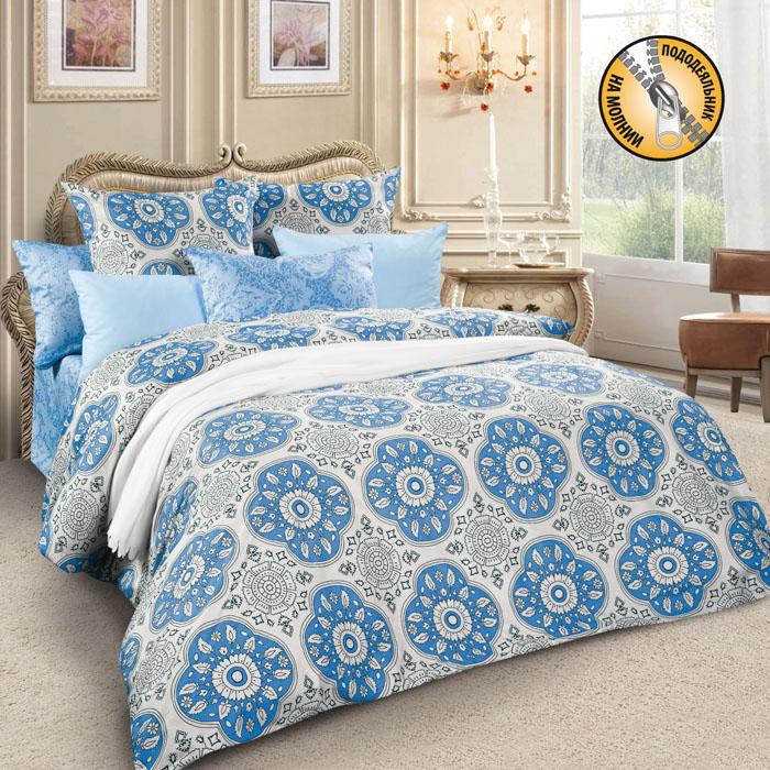 Комплект белья Letto, 2-спальный, наволочки 70х70, цвет: серый, голубой. sm61-4sm61-4Спокойная классика в сатиновом исполнении - залог комфорта и гармонии цвета в вашей спальни. Дополните свою спальню актуальным принтом от европейских дизайнеров! Это отличный подарок любителям модных трендов в цвете и дизайне. Комплект выполнен из сатина, который заслужено считается благородной тканью для постельного белья. Сатину свойственна практичность, долговечность, мягкость и изысканный блеск, такая ткань прекрасно впитывает влагу во время сна, комфортна на ощупь и не требует особого ухода. Серия Letto Сатин – это современные дизайны в европейской стилистике, которые прекрасно дополнят Вашу спальню. Обращаем внимание, что наволочки могут отличаться от представленных на фотографии. Также может отличаться и оттенок комплекта из-за разницы в цветопередаче мониторов.