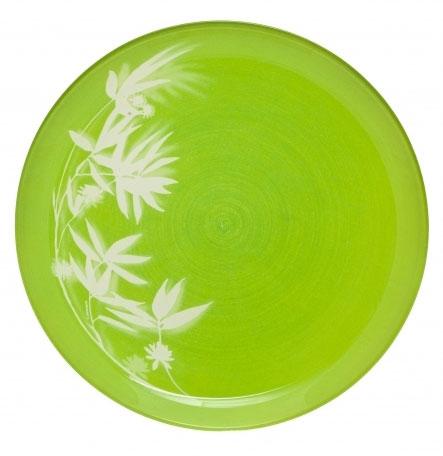 Тарелка десертная Luminarc Darjeeling Green, диаметр 20,5 смH3562Тарелка Luminarc Darjeeling Green, выполненная из ударопрочного стекла, устойчива к резким перепадам температуры. Изделие декорировано изображением цветов и предназначено для подачи десертов. Изящный дизайн придется по вкусу и ценителям классики, и тем, кто предпочитает утонченность. Тарелка Luminarc Darjeeling Green идеально подойдет для сервировки стола и станет отличным подарком к любому празднику. Диаметр (по верхнему краю): 20,5 см. Высота стенки: 1,8 см.