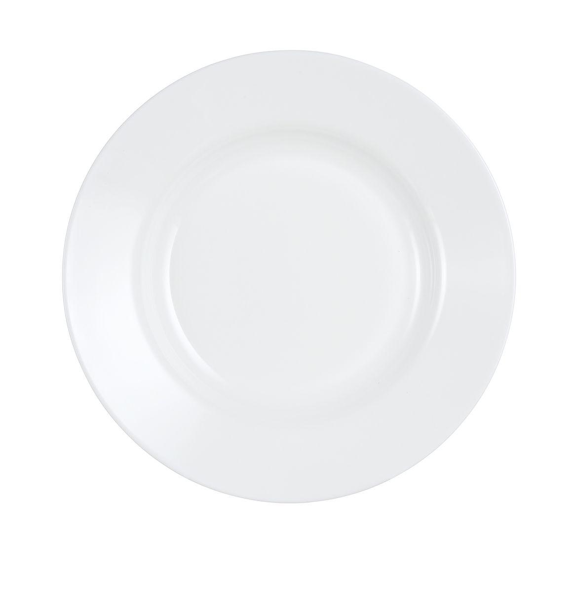 Тарелка глубокая Luminarc Everyday, 22 х 22 смG0563Глубокая тарелка Luminarc Everyday выполнена из ударопрочного стекла и оформлена в классическом стиле. Изделие сочетает в себе изысканный дизайн с максимальной функциональностью. Она прекрасно впишется в интерьер вашей кухни и станет достойным дополнением к кухонному инвентарю. Тарелка Luminarc Everyday подчеркнет прекрасный вкус хозяйки и станет отличным подарком. Размер (по верхнему краю): 22 х 22 см.