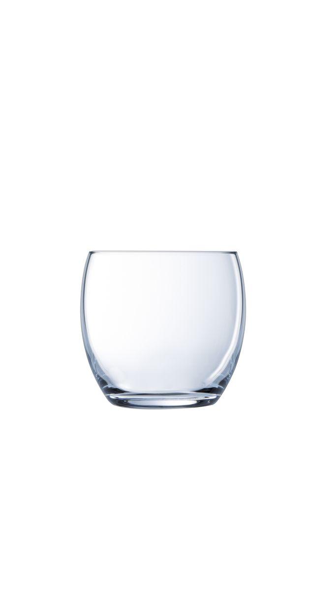 Набор стаканов Luminarc Versalles, 350 мл, 6 штG1651Набор Luminarc Versalles состоит из 6 низких стаканов, выполненных из высококачественного стекла. Изделия подходят для сока, воды, лимонада и других напитков. Такой набор станет прекрасным дополнением сервировки стола, подойдет для ежедневного использования и для торжественных случаев. Можно мыть в посудомоечной машине. Объем стакана: 350 мл.