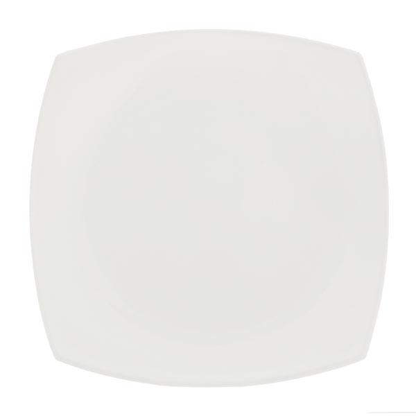 Тарелка десертная Luminarc Quadrato, цвет: белый, 19 х 19 смH3658Квадратная десертная тарелка белого цвета из серии Luminarc Quadrato выполнена из ударопрочного, закаленного стекла, устойчива к резким перепадам температуры. Пригодна для использования в посудомоечной машине и СВЧ. Тарелка используется для подачи различных десертов, печенья, кусочков торта, конфет, фруктов. Благодаря оригинальному дизайнерскому исполнению, будет смотреться на вашем столе очень солидно.