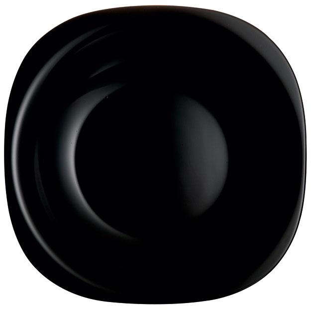 Тарелка десертная CARINE BLACK D2372/H3664H3664