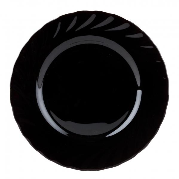 Тарелка десертная Luminarc Trianon, диаметр 19 смH4999Десертная тарелка Luminarc Trianon изготовлена из ударопрочного стекла. Такая тарелка прекрасно подходит как для торжественных случаев, так и для повседневного использования. Идеальна для подачи десертов, пирожных, тортов и многого другого. Она прекрасно оформит стол и станет отличным дополнением к вашей коллекции кухонной посуды. Изделие можно мыть в посудомоечной машине. Диаметр тарелки: 19 см.