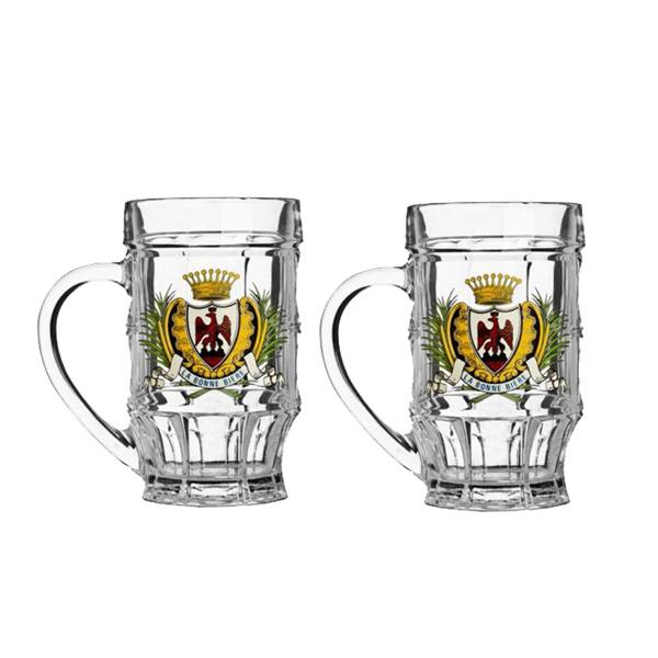 Набор кружек для пива 2 шт, 500 мл МЮНХЕН H5621H5621