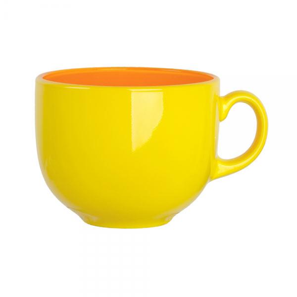Кружка Luminarc Джамбо. Spring Break, 400 млH8276Кружка Luminarc Джамбо. Spring Break изготовлена из ударопрочного стекла. Такая кружка прекрасно подойдет для горячих и холодных напитков. Она дополнит коллекцию вашей кухонной посуды и будет служить долгие годы.