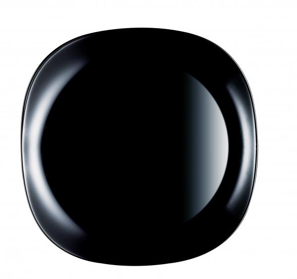 Тарелка плоская YALTA BLACK H3816/J0595J0595