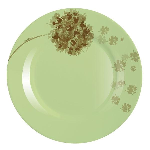 Тарелка Luminarc Stella Amande, диаметр 25 смJ1761Тарелка Luminarc Stella Amande, диаметром 25 см, изготовлена из ударопрочного, закаленного стекла, способного выдерживать значительные перепады температуры. Она подойдет для сервировки вторых блюд, а также ее можно использовать, как блюдо для подачи закусок. Современный дизайн и изящный цветочный декор сделают тарелку достойным украшением ваших любимых блюд. Тарелка не нуждается в особо бережном уходе, её можно мыть в посудомоечной машине и использовать в СВЧ.