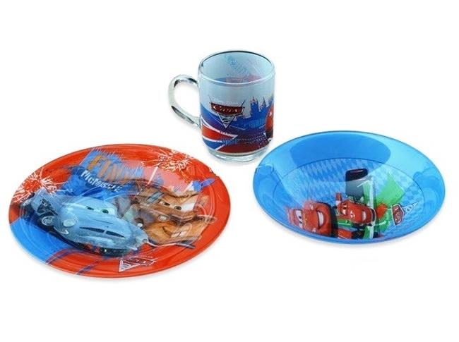 Luminarc Набор детской посуды Disney Cars 2 J2036J2036