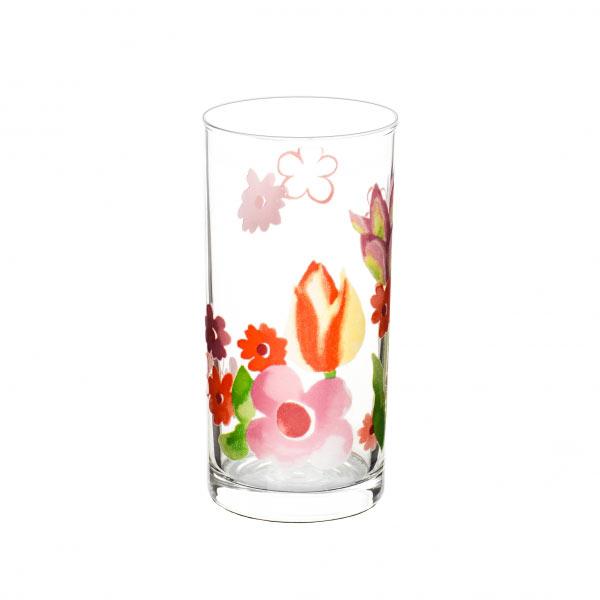 Набор стаканов Luminarc Dacha, 270 мл, 6 штJ4948Набор Luminarc Dacha состоит из шести стаканов, выполненных из высококачественного стекла и оформленных ярким цветочным рисунком. Изделия предназначены для подачи воды и других безалкогольных напитков. Они отличаются особой легкостью и прочностью, излучают приятный блеск и издают мелодичный хрустальный звон. Стаканы станут идеальным украшением праздничного стола и отличным подарком к любому празднику. Можно мыть в посудомоечной машине. Диаметр стакана (по верхнему краю): 6 см. Высота: 12,5 см.