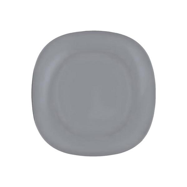 Тарелка десертная Luminarc Colorama, цвет: серый, 18 х 18 смJ7777Тарелка десертная Luminarc Colorama изготовлена из ударопрочного стекла. Такая тарелка прекрасно подходит как для торжественных случаев, так и для повседневного использования. Идеальна для подачи десертов, пирожных, тортов и многого другого. Она прекрасно оформит стол и станет отличным дополнением к вашей коллекции кухонной посуды. Изделие можно мыть в посудомоечной машине, ставить в микроволновую печь и холодильник.