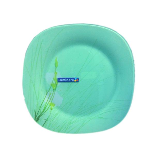 Тарелка десертная Luminarc Sofiane, 18 х 18 смJ7802Тарелка десертная Luminarc Sofiane, изготовлена из ударопрочного стекла. Такая тарелка прекрасно подходит как для торжественных случаев, так и для повседневного использования. Идеальна для подачи десертов, пирожных, тортов и многого другого. Она прекрасно оформит стол и станет отличным дополнением к вашей коллекции кухонной посуды. Изделие можно мыть в посудомоечной машине. Размер тарелки: 18 х 18 см.