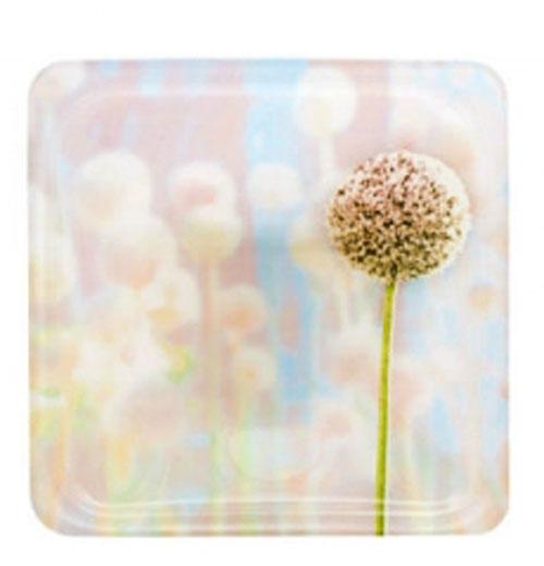 Тарелка десертная Luminarc Eternal Spring, 20 х 20 смH8827Десертная тарелка Luminarc Eternal Spring, изготовленная из ударопрочного, закаленного стекла, устойчива к резким перепадам температуры. Изделие выполнено в благородных, нежных тонах и декорировано ярким изображением. Такая тарелка прекрасно подходит как для торжественных случаев, так и для повседневного использования. Тарелка Luminarc Eternal Spring идеальна для подачи десертов, пирожных, тортов и многого другого. Она прекрасно оформит стол и станет отличным дополнением к вашей коллекции кухонной посуды. Размер тарелки: 20 см х 20 см х 1,7 см.