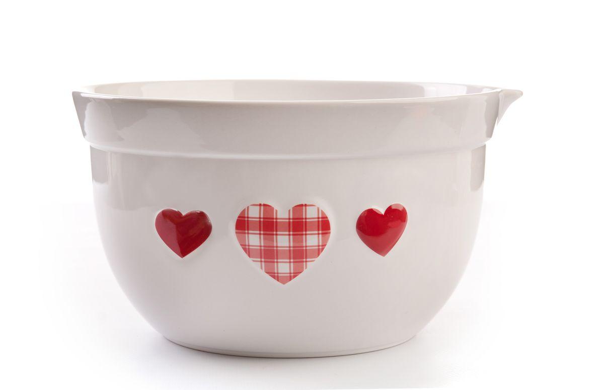 Домашний уют - миска для салата. PC5622010PC5622010Миска для салата из коллекции Домашний уют.Порадуйте себя и своих близких изысканным Английским дизайном.