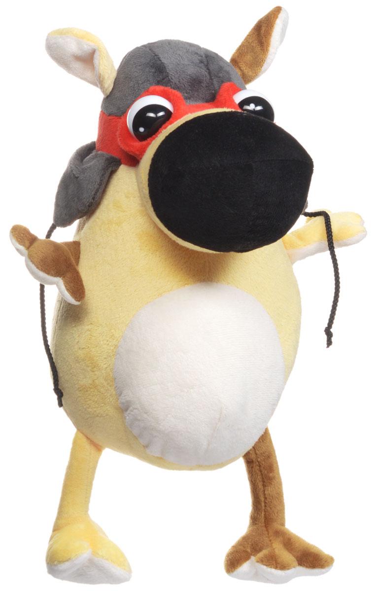 Fancy Мягкая игрушка Собака пилот 25 смSAP0Мягкая игрушка Fancy Собака пилот, выполненная в виде забавной собачки, вызовет умиление и улыбку у каждого, кто ее увидит. Игрушка изготовлена из высококачественных материалов. Удивительно мягкая игрушка принесет радость и подарит своему обладателю мгновения нежных объятий и приятных воспоминаний. Великолепное качество исполнения делают эту игрушку чудесным подарком к любому празднику.
