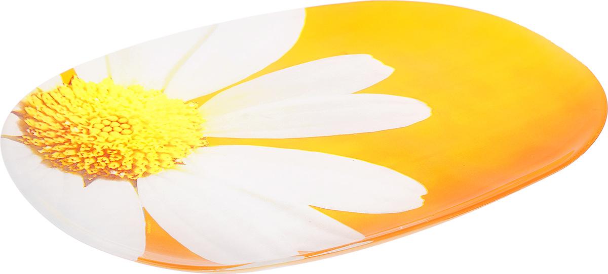 Блюдо Luminarc Paquerette Melon, 34,5 см х 24,5 смG7566Блюдо Luminarc Paquerette Melon изготовлено из ударопрочного стекла. Изделие оформлено цветочным рисунком и выполнено квадратной формы с закругленными углами. Блюдо Luminarc доставит истинное удовольствие ценителям прекрасного. Яркий дизайн, несомненно, придется вам по вкусу. Размер блюда (по верхнему краю): 34,5 см х 24,5 см. Высота блюда: 2 см.