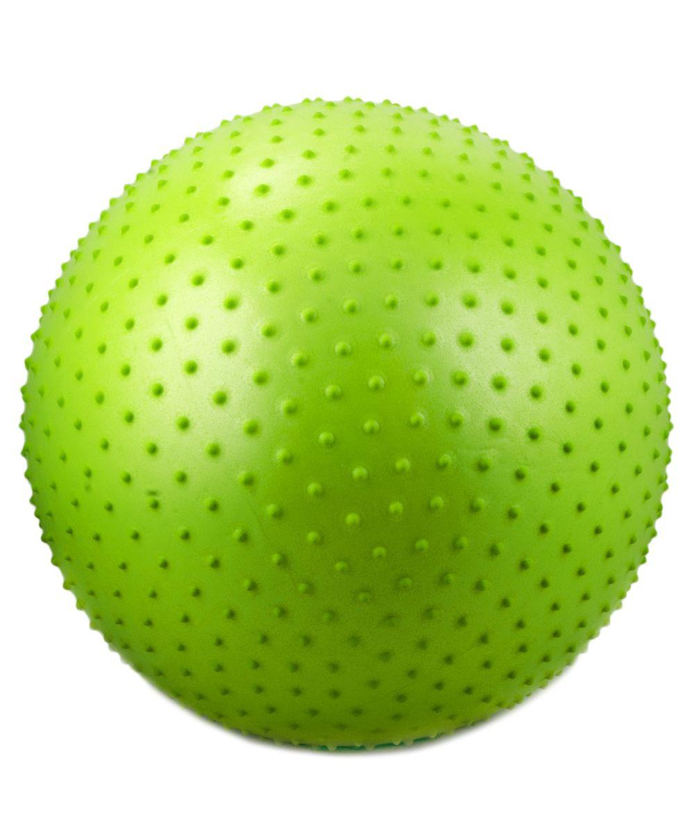 Мяч гимнастический массажный STAR FIT GB-301 75 см, зеленый (антивзрыв)УТ-00007205Мяч гимнастический массажный GB-301 (антивзрыв) - это гимнастический (медицинский) мяч от популярного австралийского бренда Star Fit. Предназначен для гимнастических и медицинских целей в лечебных упражнениях. Прекрасно подходит для использования в домашних условиях. Данный мяч мяч можно использовать для: реабилитации после травм и операций, восстановления после перенесенного инсульта, стимуляции и релаксации мышечных тканей, улучшения кровообращения, лечении и профилактики сколиоза, при заболеваниях или повреждениях опорно-двигательного аппарата. Максимальный вес пользователя, кг: 300