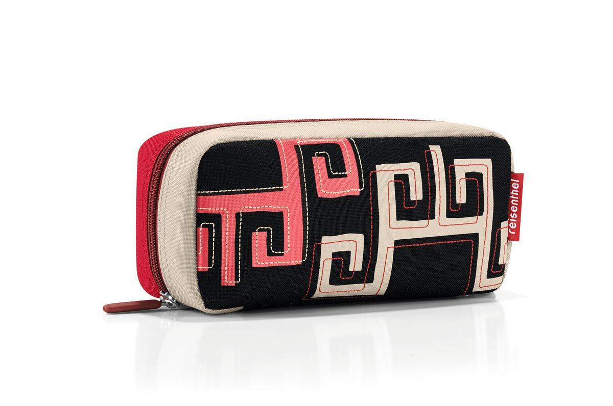 Косметичка Reisenthel Multi, цвет: черный, красный, слоновая кость. WJ7035 косметичка reisenthel  multi   цвет