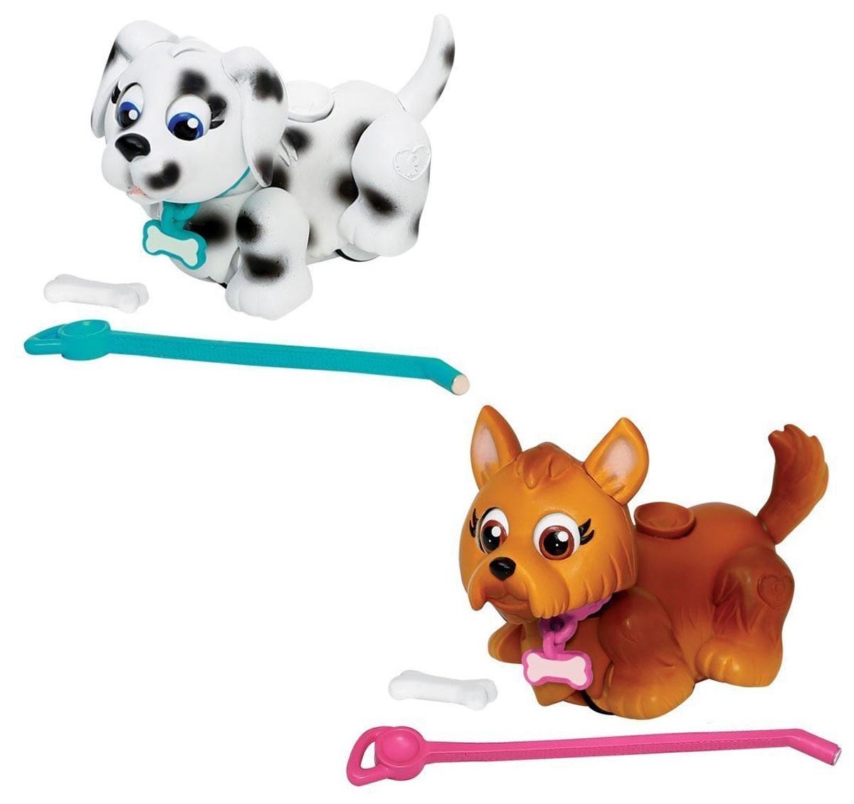 Pet Club Parade Игровой набор Собачки Далматинец и Йоркширский терьер