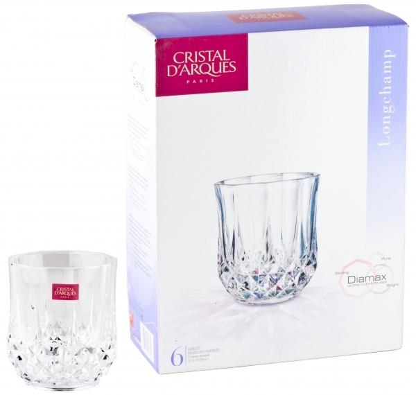 Набор стаканов 6шт 32СL FB Longchamp G5077G5077