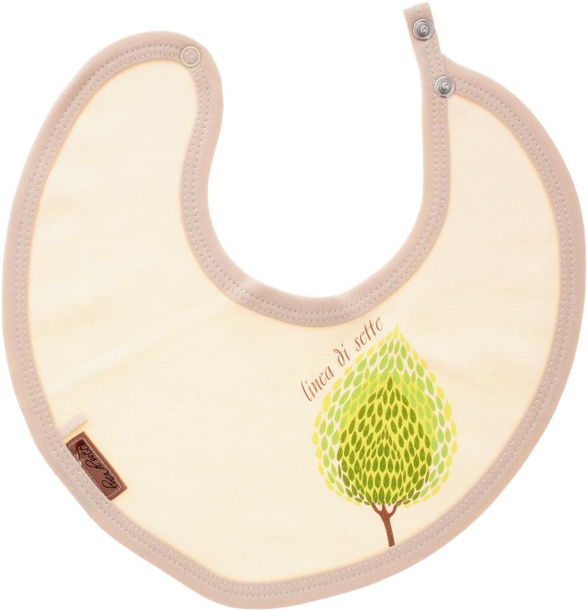 Linea Di Sette Нагрудник детский Сказочный лес 0-3 месяца