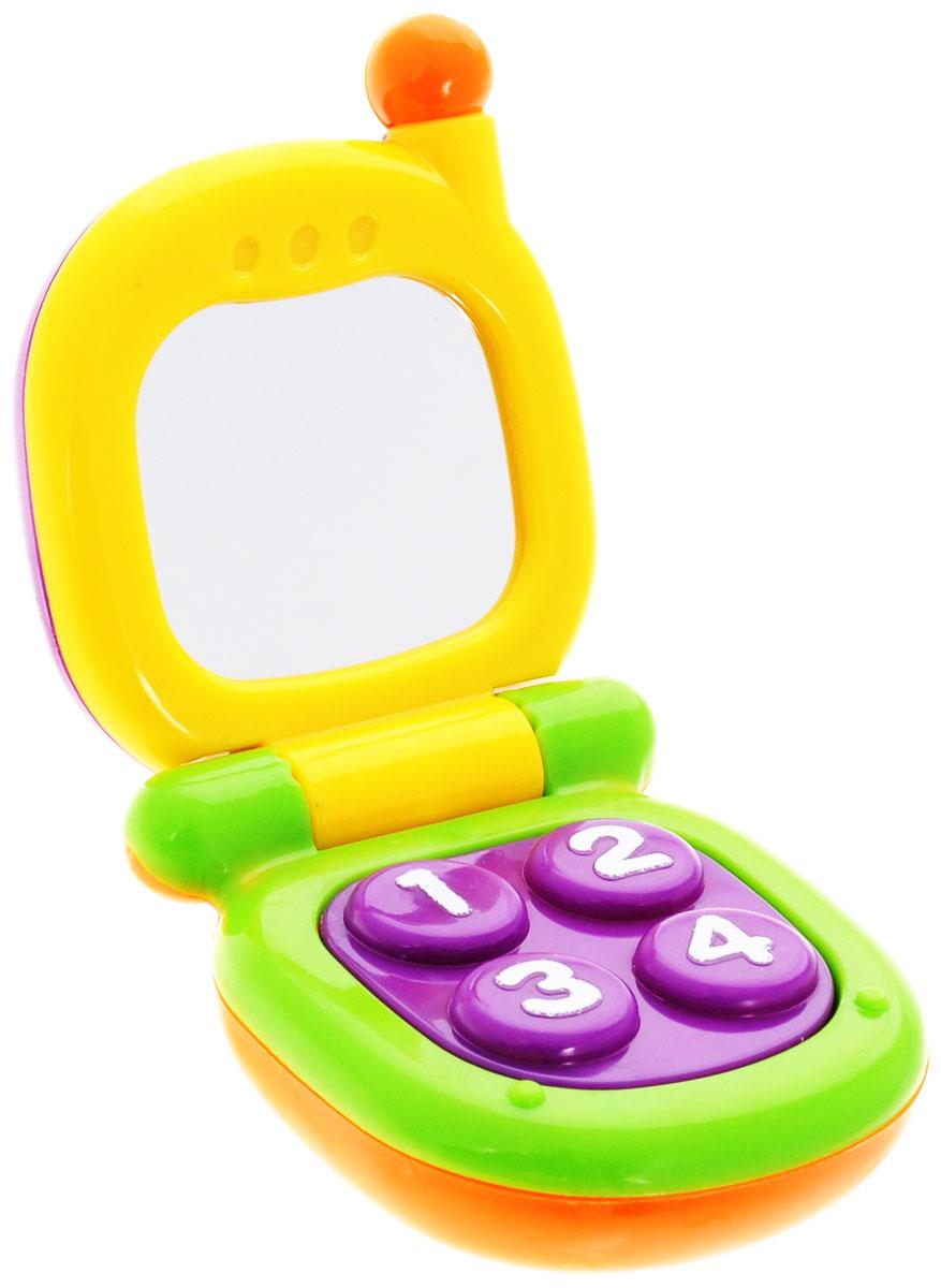 Mioshi Игрушка Телефон с зеркальцем