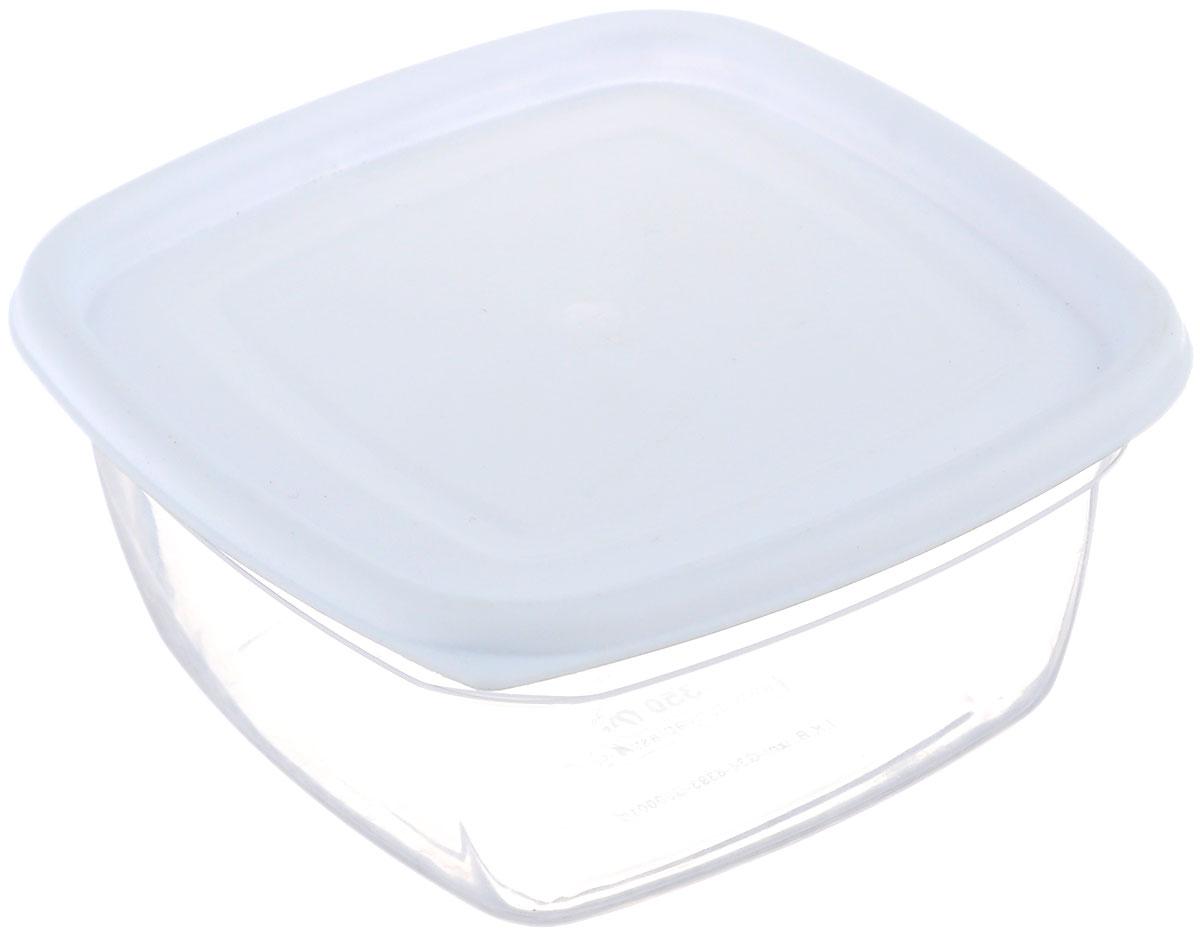 Контейнер Dunya Plastik, цвет: прозрачный, белый, 0,35 л30071_белыйПищевой контейнер Dunya Plastik изготовлен из высококачественного пищевого пластика, который выдерживает температуру от -25°С до +95°С. Контейнер безопасен для здоровья, не содержит BPA. Контейнер имеет квадратную форму и оснащен плотно закрывающейся крышкой. Продукт подходит для контакта с пищевыми продуктами. Можно мыть в посудомоечной машине. Размер контейнера (с учетом крышки): 11 см х 11 см х 5 см.