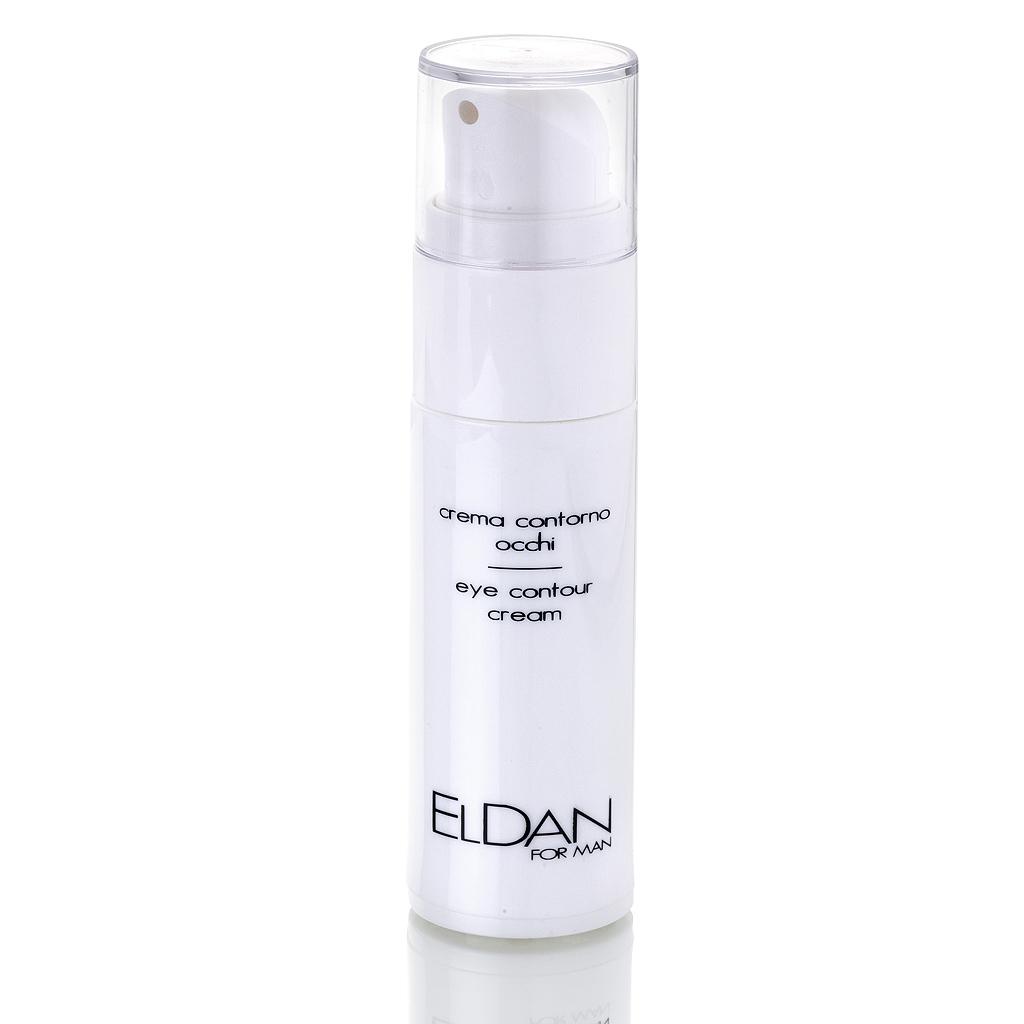 ELDAN cosmetics Крем для глазного контура Le Prestige for man, 30 мл - ELDAN cosmeticsELD-84Создан специально для ухода за глазным контуром, избавляет от отеков и темных кругов под глазами. Богат антиоксидантами, протеинами, ферментами, которые, в свою очередь, продлевают молодость и ясность взгляда. Улучшает микроциркуляцию, защищает коллаген и эластин от разрушения, увлажняет, снимает усталость. Уже после первого применения разглаживаются мелкие и глубокие морщины, улучшаются оптические свойства кожи.