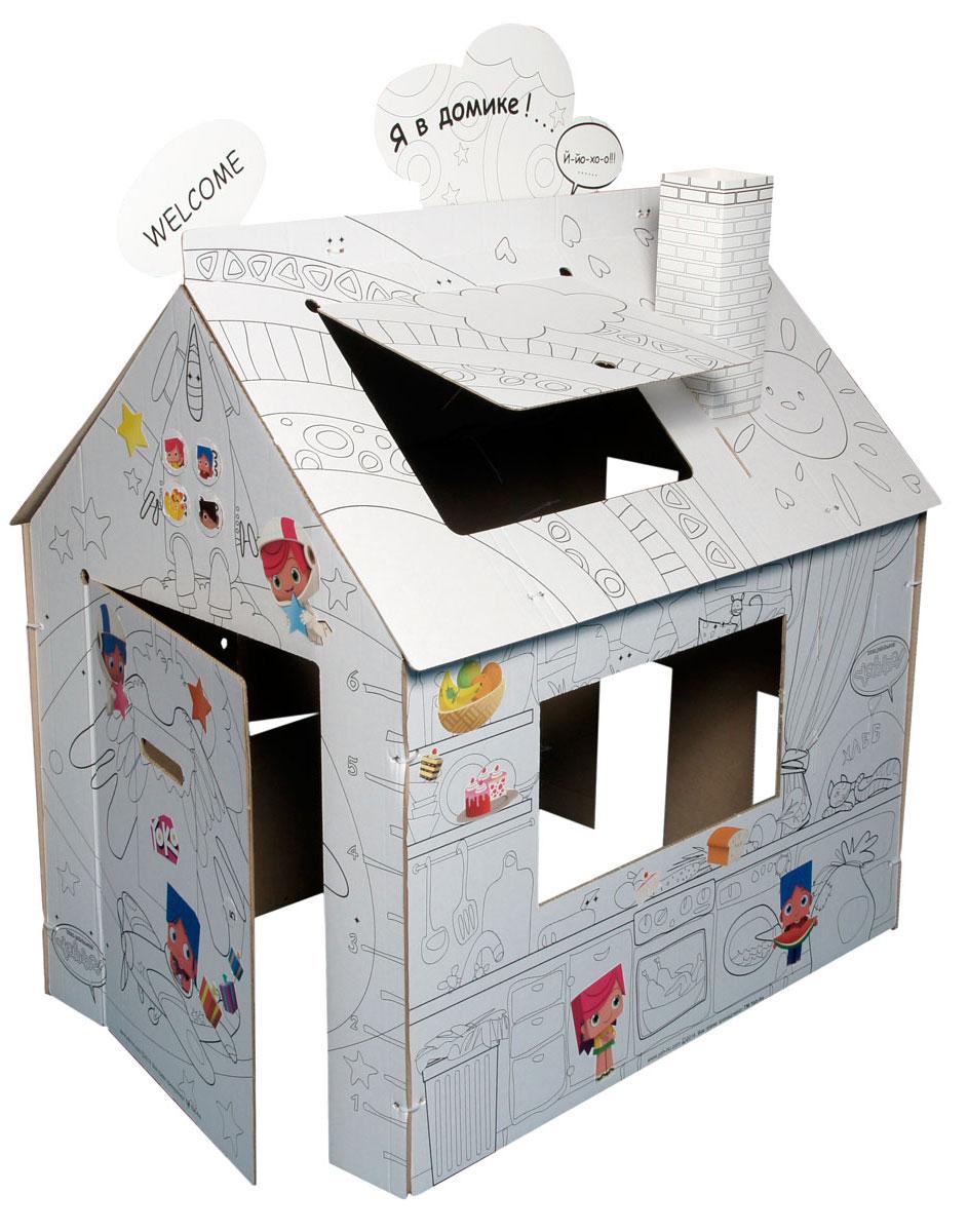 Yoh-ho! Kids Игровой домик-раскраска Классика Йоко