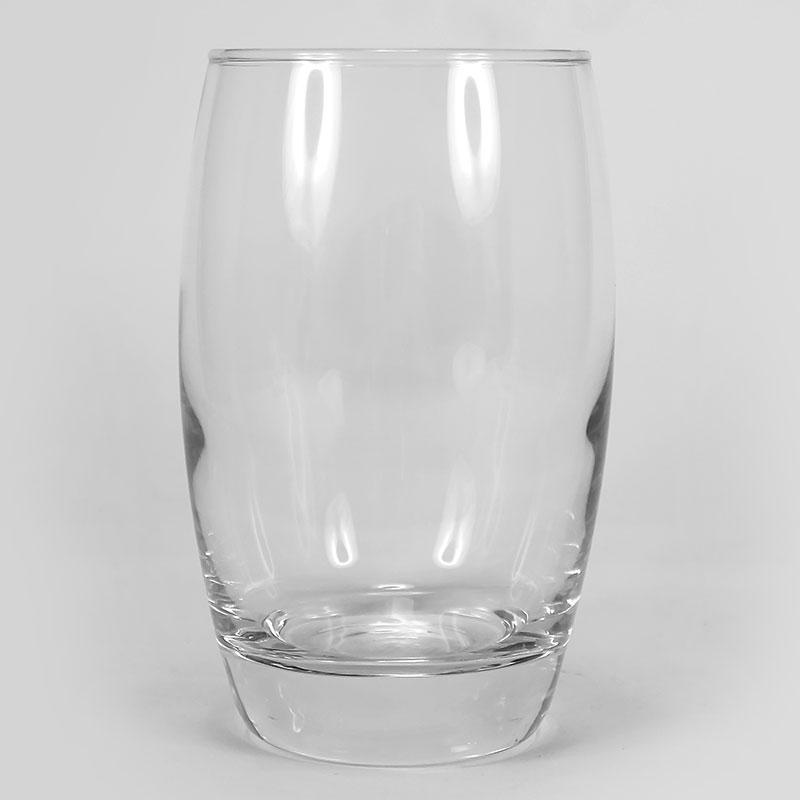 Набор стаканов Luminarc Salto, 350 мл, 3 штJ8224Набор Luminarc Salto состоит из 3 высоких стаканов, выполненных из высококачественного стекла. Изделия имеют стильный дизайн, изящную форму и ослепительный блеск. Подходят для сока, воды, лимонада и других напитков. Такой набор станет прекрасным дополнением сервировки стола, подойдет для ежедневного использования и для торжественных случаев. Можно мыть в посудомоечной машине. Диаметр стакана (по верхнему краю): 6,5 см. Высота стакана: 12 см.