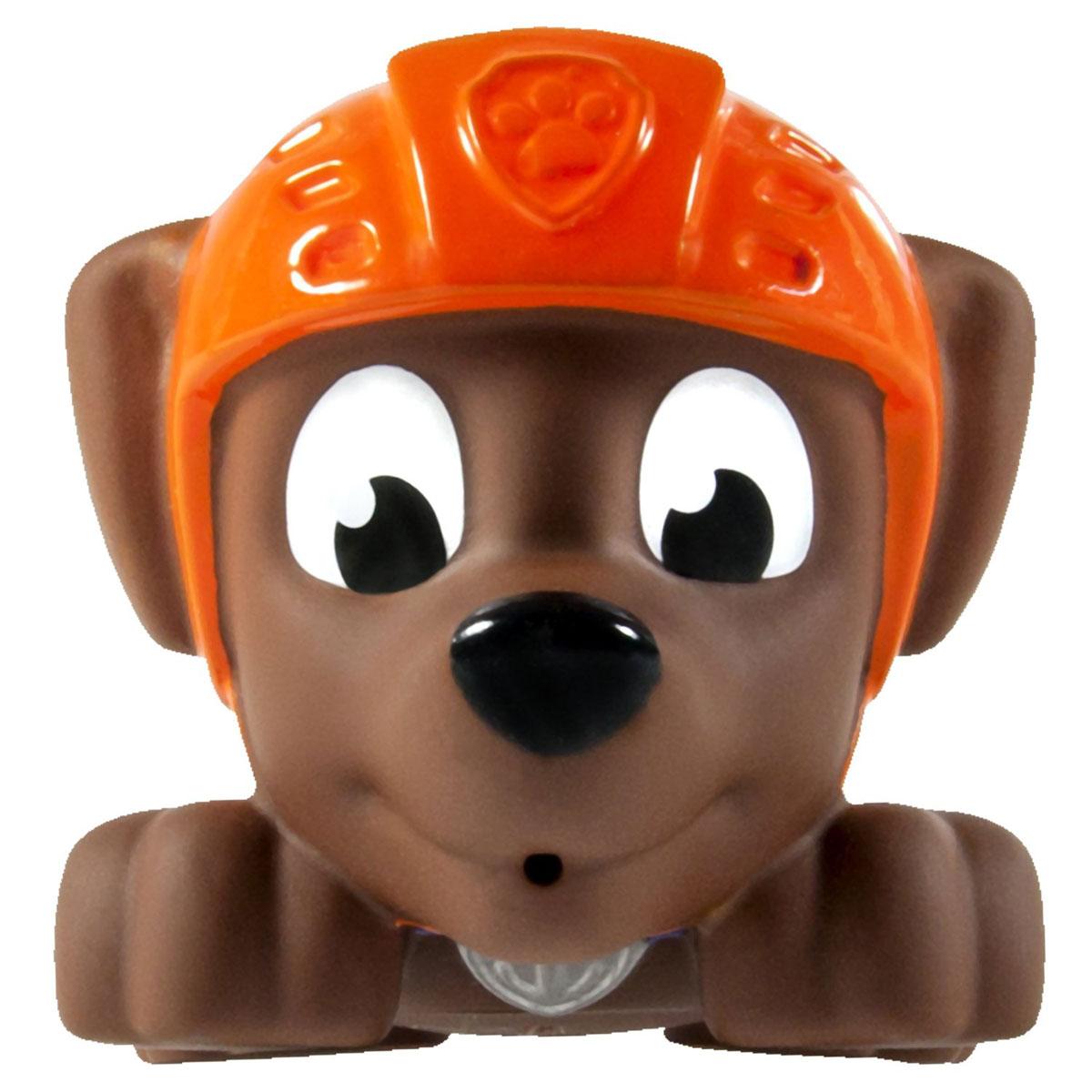 Paw Patrol Игрушка для ванной Zuma16629_20068431Paw Patrol Игрушка для ванной Zuma понравится вашему ребенку и развлечет его во время купания. Она выполнена из безопасного материала в виде героя мультсериала Щенячий патруль. Размер игрушки идеален для маленьких ручек малыша. Если сжать ее во время купания в ванне, игрушка начинает забавно брызгаться водой. Игрушка для ванной способствует развитию воображения, цветового восприятия, тактильных ощущений и мелкой моторики рук.