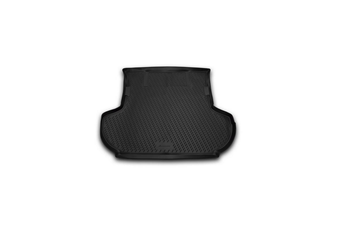 Коврик автомобильный Novline-Autofamily для Citroen C-Crosser кроссовер 2007-, в багажникCARCRN00022Автомобильный коврик Novline-Autofamily, изготовленный из полиуретана, позволит вам без особых усилий содержать в чистоте багажный отсек вашего авто и при этом перевозить в нем абсолютно любые грузы. Этот модельный коврик идеально подойдет по размерам багажнику вашего автомобиля. Такой автомобильный коврик гарантированно защитит багажник от грязи, мусора и пыли, которые постоянно скапливаются в этом отсеке. А кроме того, поддон не пропускает влагу. Все это надолго убережет важную часть кузова от износа. Коврик в багажнике сильно упростит для вас уборку. Согласитесь, гораздо проще достать и почистить один коврик, нежели весь багажный отсек. Тем более, что поддон достаточно просто вынимается и вставляется обратно. Мыть коврик для багажника из полиуретана можно любыми чистящими средствами или просто водой. При этом много времени у вас уборка не отнимет, ведь полиуретан устойчив к загрязнениям. Если вам приходится перевозить в багажнике тяжелые грузы,...