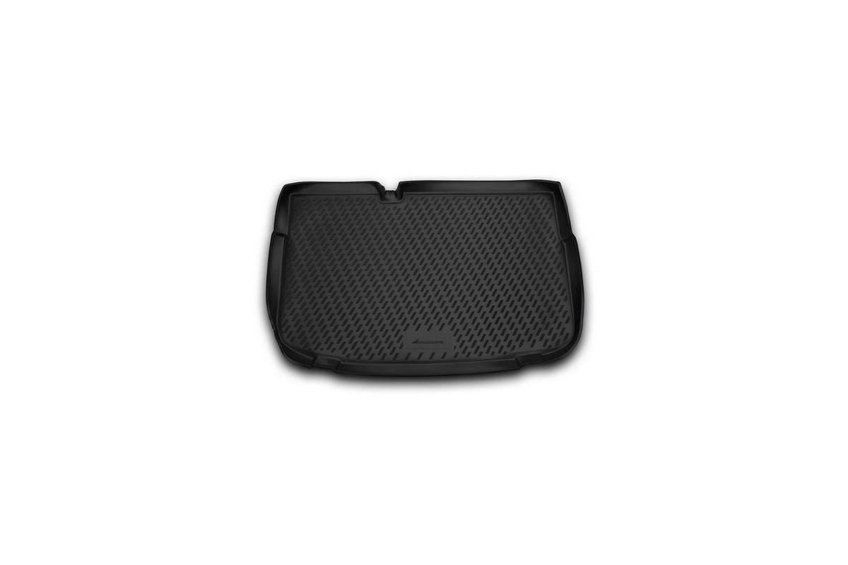 Коврик автомобильный Novline-Autofamily для Citroen C3 V2 хэтчбек 2010-, в багажник. CARCRN00034CARCRN00034Автомобильный коврик Novline-Autofamily, изготовленный из полиуретана, позволит вам без особых усилий содержать в чистоте багажный отсек вашего авто и при этом перевозить в нем абсолютно любые грузы. Этот модельный коврик идеально подойдет по размерам багажнику вашего автомобиля. Такой автомобильный коврик гарантированно защитит багажник от грязи, мусора и пыли, которые постоянно скапливаются в этом отсеке. А кроме того, поддон не пропускает влагу. Все это надолго убережет важную часть кузова от износа. Коврик в багажнике сильно упростит для вас уборку. Согласитесь, гораздо проще достать и почистить один коврик, нежели весь багажный отсек. Тем более, что поддон достаточно просто вынимается и вставляется обратно. Мыть коврик для багажника из полиуретана можно любыми чистящими средствами или просто водой. При этом много времени у вас уборка не отнимет, ведь полиуретан устойчив к загрязнениям. Если вам приходится перевозить в багажнике тяжелые грузы,...