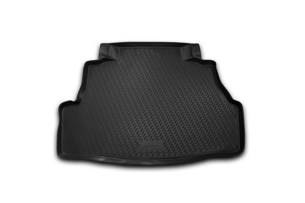 Коврик в багажник NISSAN Almera Classic 2006->, сед. (полиуретан). CARNIS00002CARNIS00002Автомобильный коврик в багажник позволит вам без особых усилий содержать в чистоте багажный отсек вашего авто и при этом перевозить в нем абсолютно любые грузы. Этот модельный коврик идеально подойдет по размерам багажнику вашего авто. Такой автомобильный коврик гарантированно защитит багажник вашего автомобиля от грязи, мусора и пыли, которые постоянно скапливаются в этом отсеке. А кроме того, поддон не пропускает влагу. Все это надолго убережет важную часть кузова от износа. Коврик в багажнике сильно упростит для вас уборку. Согласитесь, гораздо проще достать и почистить один коврик, нежели весь багажный отсек. Тем более, что поддон достаточно просто вынимается и вставляется обратно. Мыть коврик для багажника из полиуретана можно любыми чистящими средствами или просто водой. При этом много времени у вас уборка не отнимет, ведь полиуретан устойчив к загрязнениям. Если вам приходится перевозить в багажнике тяжелые грузы, за сохранность автоковрика можете не беспокоиться. Он сделан...