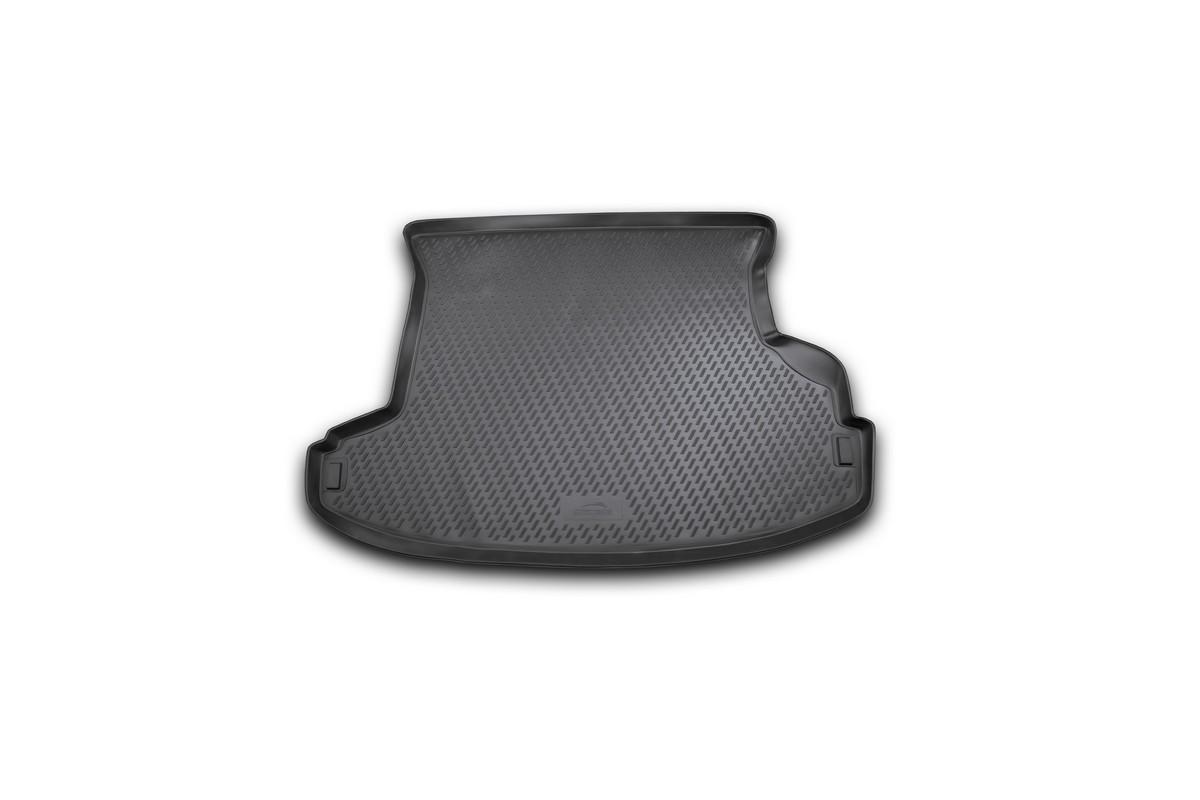 Коврик в багажник NISSAN X-Trail (Т30) 2001-2007, кросс. (полиуретан). CARNIS00032CARNIS00032Автомобильный коврик в багажник позволит вам без особых усилий содержать в чистоте багажный отсек вашего авто и при этом перевозить в нем абсолютно любые грузы. Этот модельный коврик идеально подойдет по размерам багажнику вашего авто. Такой автомобильный коврик гарантированно защитит багажник вашего автомобиля от грязи, мусора и пыли, которые постоянно скапливаются в этом отсеке. А кроме того, поддон не пропускает влагу. Все это надолго убережет важную часть кузова от износа. Коврик в багажнике сильно упростит для вас уборку. Согласитесь, гораздо проще достать и почистить один коврик, нежели весь багажный отсек. Тем более, что поддон достаточно просто вынимается и вставляется обратно. Мыть коврик для багажника из полиуретана можно любыми чистящими средствами или просто водой. При этом много времени у вас уборка не отнимет, ведь полиуретан устойчив к загрязнениям. Если вам приходится перевозить в багажнике тяжелые грузы, за сохранность автоковрика можете не беспокоиться. Он сделан...