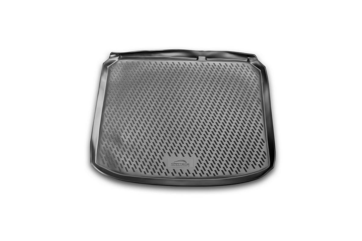 Коврик автомобильный Novline-Autofamily для Peugeot 308 хэтчбек 2007-2014, в багажник. CARPGT00002CARPGT00002Автомобильный коврик Novline-Autofamily, изготовленный из полиуретана, позволит вам без особых усилий содержать в чистоте багажный отсек вашего авто и при этом перевозить в нем абсолютно любые грузы. Этот модельный коврик идеально подойдет по размерам багажнику вашего автомобиля. Такой автомобильный коврик гарантированно защитит багажник от грязи, мусора и пыли, которые постоянно скапливаются в этом отсеке. А кроме того, поддон не пропускает влагу. Все это надолго убережет важную часть кузова от износа. Коврик в багажнике сильно упростит для вас уборку. Согласитесь, гораздо проще достать и почистить один коврик, нежели весь багажный отсек. Тем более, что поддон достаточно просто вынимается и вставляется обратно. Мыть коврик для багажника из полиуретана можно любыми чистящими средствами или просто водой. При этом много времени у вас уборка не отнимет, ведь полиуретан устойчив к загрязнениям. Если вам приходится перевозить в багажнике тяжелые грузы,...