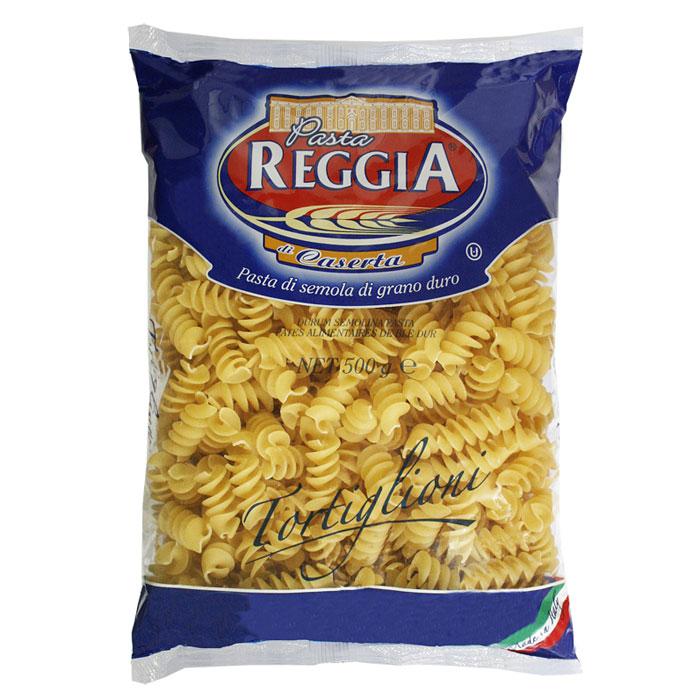 Pasta Reggia Tortiglioni Спираль макароны, 500 г