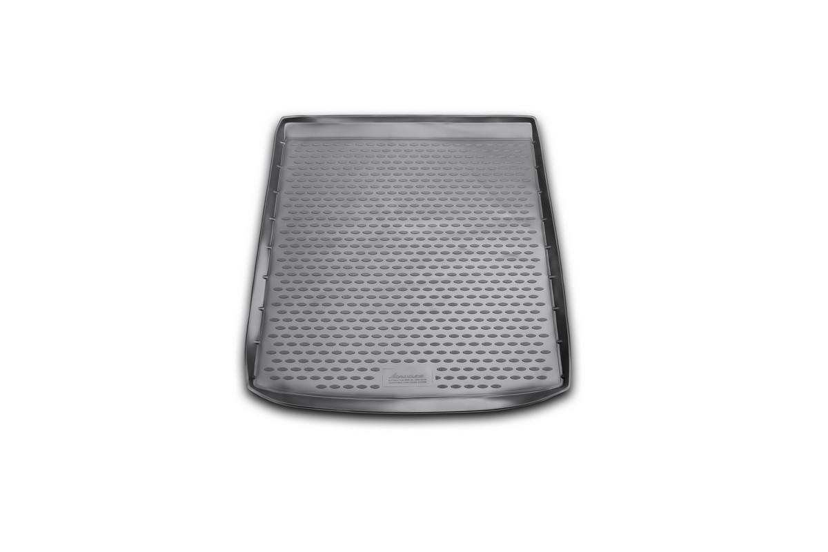 """Коврик автомобильный """"Novline-Autofamily"""" для BMW X6 кроссовер 2009-, с адаптивной крепежной системой груза, в багажник NLC.05.27.B12"""